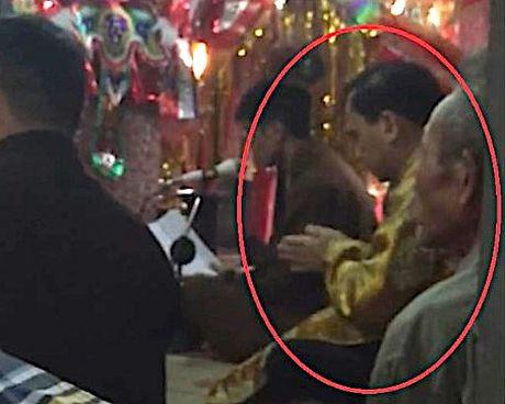 Bo Y te chinh thuc len tieng vu Vu truong bi to di 'hau dong' - Anh 1