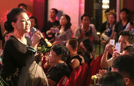 Khanh Ly: 'Toi chua bao gio khoc truoc Trinh Cong Son' - Anh 3