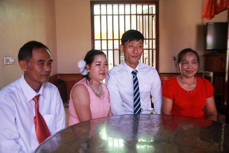 Chuyen tinh co tich cua cap khuyet tat trai Han, gai Viet - Anh 2