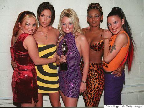 Cuu thanh vien Spice Girls mang thai o tuoi 44 - Anh 7