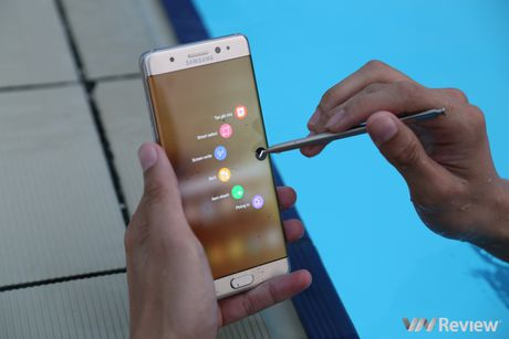 "Galaxy Note 7 ""bien mat"" khoi cac he thong ban le trong nuoc - Anh 1"