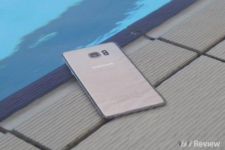 Chinh thuc: Samsung Viet Nam thu hoi va hoan tien voi Galaxy Note 7 - Anh 1
