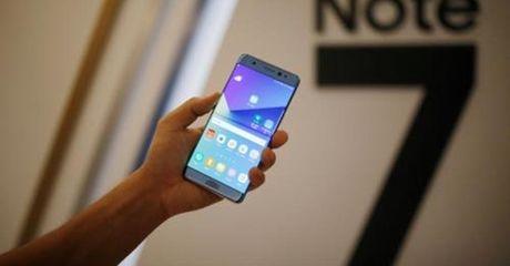 Samsung khuyen nguoi dung nen tat may va ngung su dung Galaxy Note 7 - Anh 1