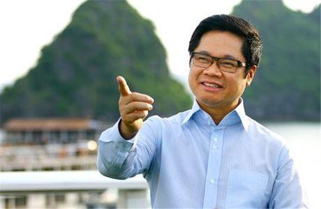 Chu tich VCCI: Hay lam doanh nhan, dung tro thanh troc phu - Anh 1