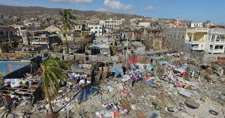 Lien hop quoc: Haiti dang trai qua tham hoa nhan dao lon nhat - Anh 1