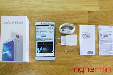 Mo hop Asus Zenfone 3 Laser gia 6 trieu - Anh 1