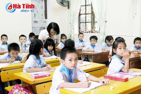 Truong hoc o TP Ha Tinh xuong cap: Bai toan kho trong huy dong nguon luc - Anh 1