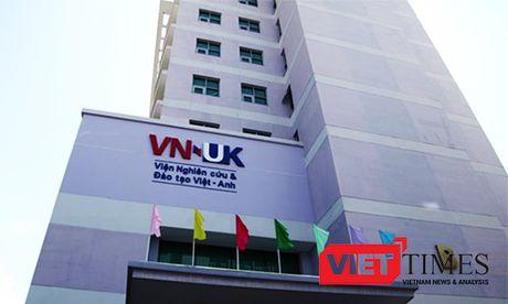 Da Nang se xuc tien thanh lap Truong Dai hoc Viet-Anh - Anh 1