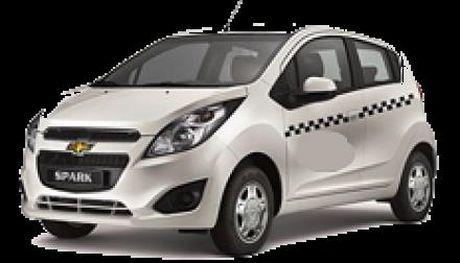 Bang gia xe Chevrolet cap nhat thang 10/2016 - Anh 1