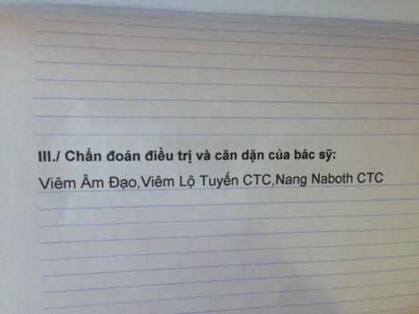 Bac si Trung Quoc chui long hanh tai Viet Nam: Khong benh chuan doan sap ung thu - Anh 2