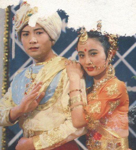 Nhan sac nang 'Ngoc Tho Tinh' xinh dep cua Tay Du Ky ngay ay - bay gio - Anh 6