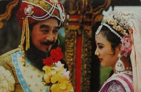 Nhan sac nang 'Ngoc Tho Tinh' xinh dep cua Tay Du Ky ngay ay - bay gio - Anh 7