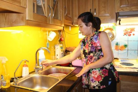 Ha Noi: Nguoi dan phuong Quan Hoa keu cuu vi... 'khat nuoc' - Anh 4
