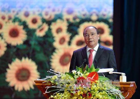 Thu tuong phat dong phong trao thi dua 'Doanh nghiep Viet Nam hoi nhap va phat trien' - Anh 1