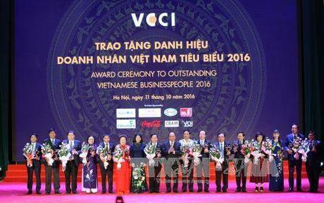 Thu tuong phat dong phong trao thi dua 'Doanh nghiep Viet Nam hoi nhap va phat trien' - Anh 2