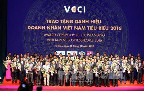 Thu tuong phat dong phong trao thi dua 'Doanh nghiep Viet Nam hoi nhap va phat trien' - Anh 3
