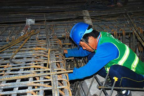 Can canh Metro dau tien duoi long dat... Sai Gon - Anh 16