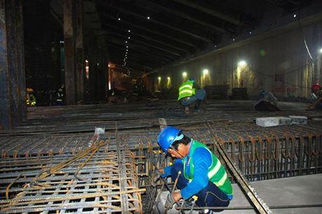Can canh Metro dau tien duoi long dat... Sai Gon - Anh 17