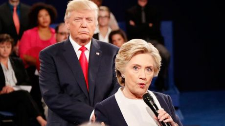 Trump - Clinton: Ai thang - Ai thua? - Anh 1