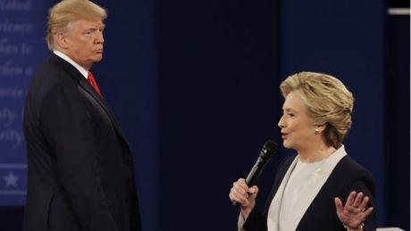 Trump - Clinton: Ai thang - Ai thua? - Anh 2