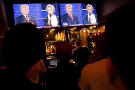Trump - Clinton: Ai thang - Ai thua? - Anh 3