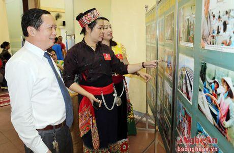 Khai mac Dai hoi Dai bieu Phu nu Tinh Nghe An nhiem ky 2016 - 2021 - Anh 6