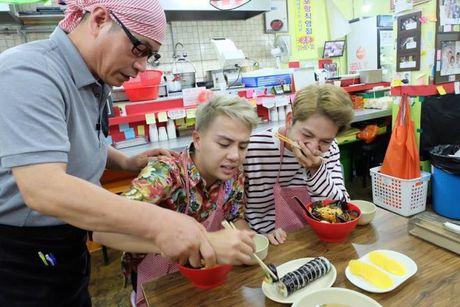 Duy Khanh ru re Kelvin Khanh 'dai nao' xu so Kim Chi - Anh 2