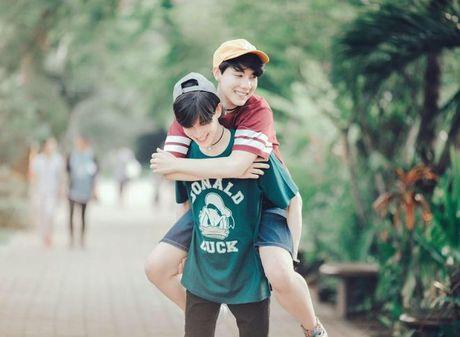 Sau 4 nam hen ho, cap my nam Thai Lan van man nong khien ca the gioi phai 'ghen ti' - Anh 3