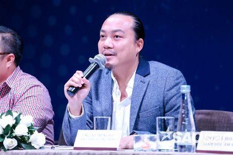 Danh ca Tuan Ngoc se hoa giong cung Uyen Linh trong dem nhac dang cap - Anh 7