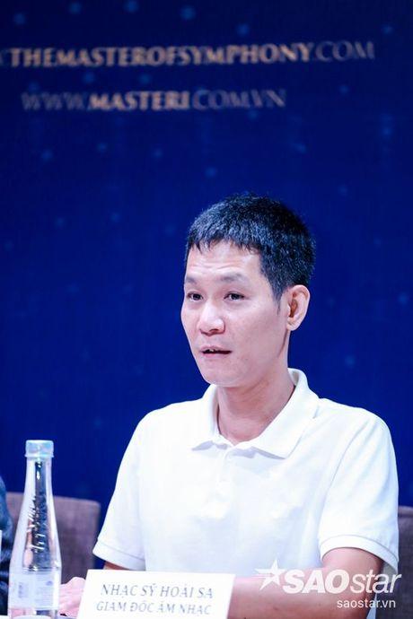Danh ca Tuan Ngoc se hoa giong cung Uyen Linh trong dem nhac dang cap - Anh 8