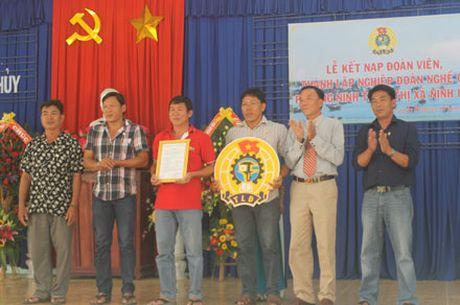 Khanh Hoa: Thanh lap Nghiep doan Nghe ca phuong Ninh Thuy - Anh 1