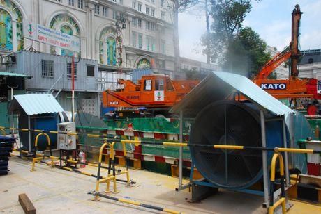 Can canh Metro dau tien duoi long dat Sai Gon - Anh 10
