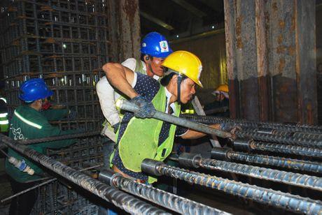 Can canh Metro dau tien duoi long dat Sai Gon - Anh 23
