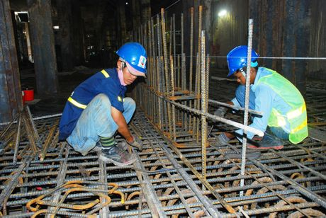 Can canh Metro dau tien duoi long dat Sai Gon - Anh 31