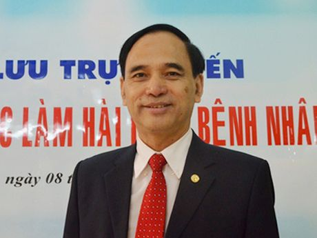 Bo Y te: Viec 'hau dong' cua ong Tac khong lien quan den nganh Y - Anh 1