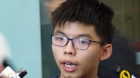 Trung Quoc noi Thai Lan tu quyet dinh bat Joshua Wong - Anh 2