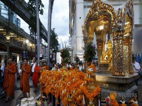 Thai Lan bao dong cao am muu danh bom toan Bangkok - Anh 1