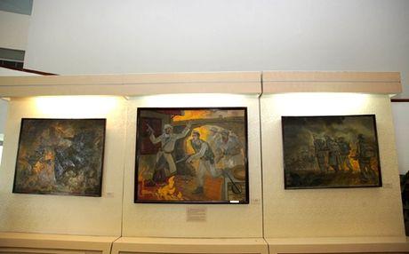 Nhung buc tranh ke chuyen Ha Noi - Anh 1
