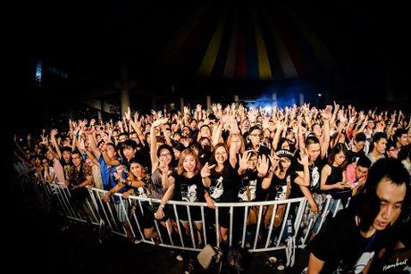 Show nhac underground ban het 2.000 ve truoc 2 tuan - Anh 1