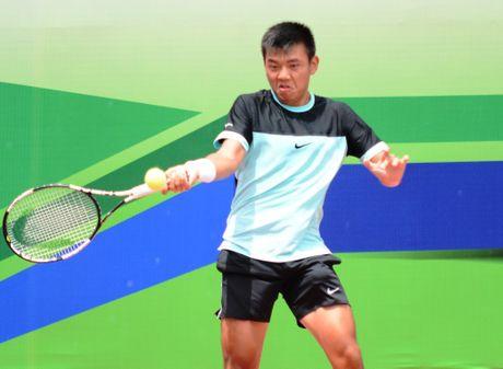 Ly Hoang Nam bat ngo vao vong 2 Vietnam Open - Anh 1
