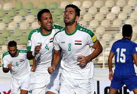 Thua dam Iraq, Thai Lan tan mong World Cup - Anh 1