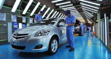 Toyota Viet Nam tiet kiem 2,5 trieu kWh dien moi nam - Anh 1