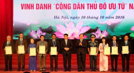 NSND Dang Nhat Minh tro thanh 'Cong dan Thu do Uu tu ': Toi yeu va da duoc yeu - Anh 1