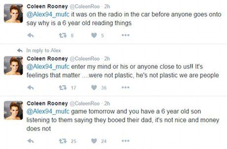 Ba xa Rooney bi to 'muon' con trai de bao ve chong - Anh 1