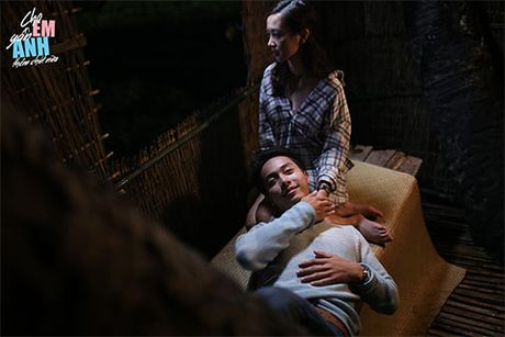 Hot girl Thai Lan Jun Vu goi cam voi lan moi trong mua - Anh 10