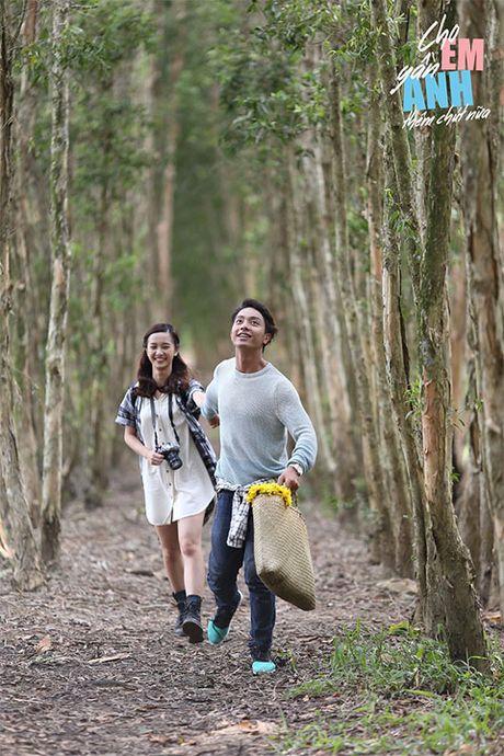 Hot girl Thai Lan Jun Vu goi cam voi lan moi trong mua - Anh 11