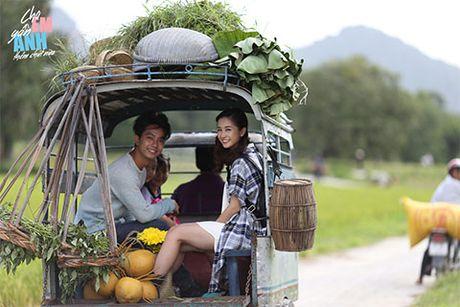 Hot girl Thai Lan Jun Vu goi cam voi lan moi trong mua - Anh 12