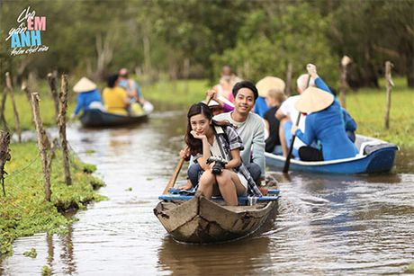 Hot girl Thai Lan Jun Vu goi cam voi lan moi trong mua - Anh 5
