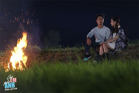 Hot girl Thai Lan Jun Vu goi cam voi lan moi trong mua - Anh 9
