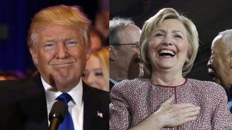 Ba Clinton cao tay do 'don hiem' cua ong Trump, khien doi thu 'gay ong dap lung ong' - Anh 1